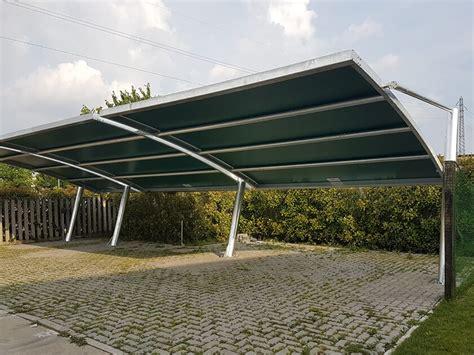 tettoia da giardino tettoie per auto da giardino un riparo funzionale e di