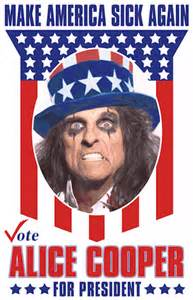 Alice cooper launches political career remakes elected