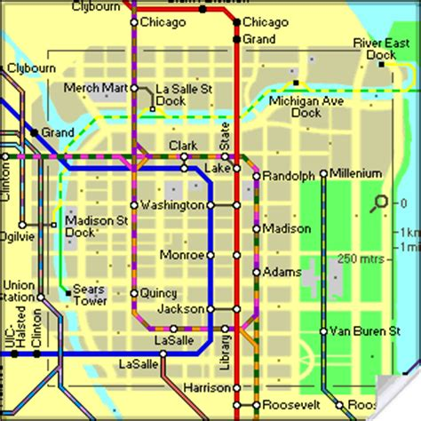 chicago metro map palmaddicts visual it releases tube2 chicago pro