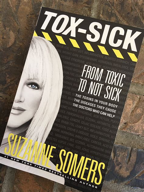 Pdf Tox Sick Toxic Sick Suzanne Somers by Suzanne Somers Tox Sick Review Self Help Daily