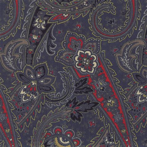 recurring pattern in french rue indienne by french general indigo moda 13680 18