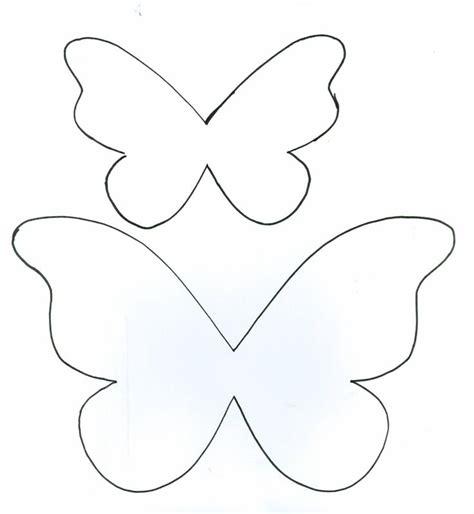 Imagenes De Mariposas Moldes | image gallery manualidades mariposas
