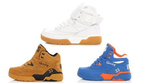 ewing athletics shoes new ewing 33 hi and ewing guard sneakers alphastyles