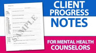Mental Health Progress Note Template by Easy Client Progress Note Template Tip For Mental Health