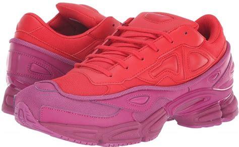 hailey baldwin rocks adidas by raf simons ozweego sneakers