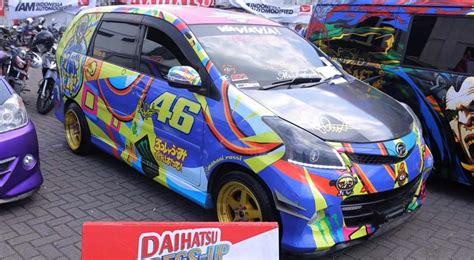 Lomba Modifikasi Mobil by Lomba Modifikasi Salah Satu Strategi Daihatsu Dekat Dengan