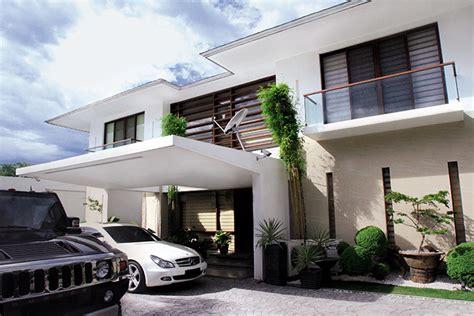 manny pacquiaos modern contemporary house  general santos