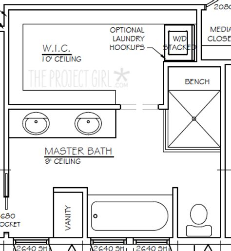 Easy Floor Plan Design by Master Bathroom Style Guide Elegant Farmhouse