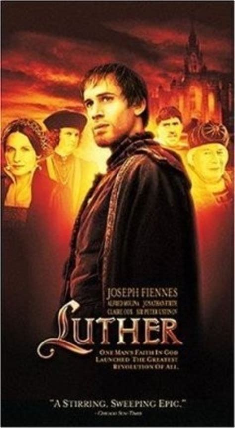 Luther Poster Luther Review Summary 2003 Roger Ebert