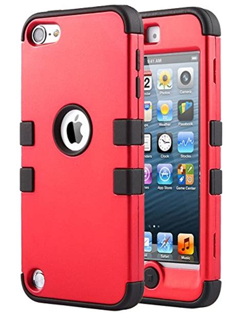 Hardcase Pc Soft Touch Doff Gold Cover Casing Iphone 7 Plus ipod touch 6 ipod 6 cases 6th ulak colorful series 3 style hybrid silicon