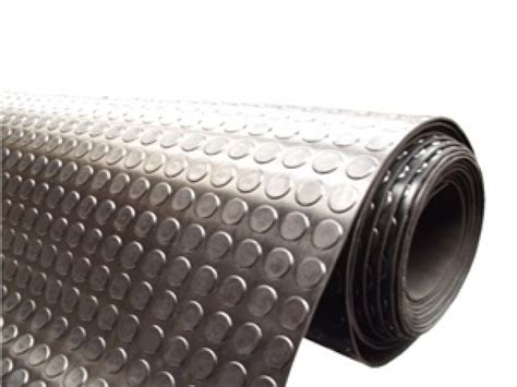 Dot Mat by Dot Mat Rubber Matting Smooth Floor Protection Florprotec