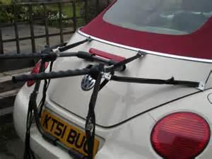 Bike Rack For Vw Beetle by Bike Rack Evvo Co Uk