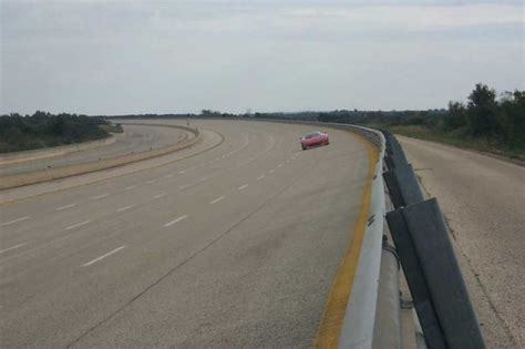 speed test italy porsche buys nardo ring for high speed tests
