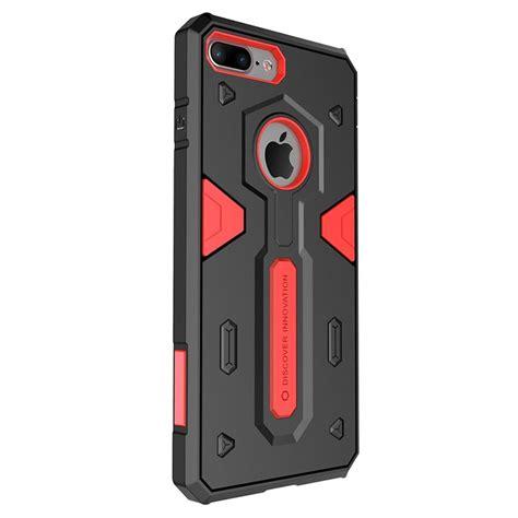 Apple Iphone 7 Defender Ii Nillkin Cover Casing Hardcase iphone 7 plus iphone 8 plus nillkin defender ii hybrid