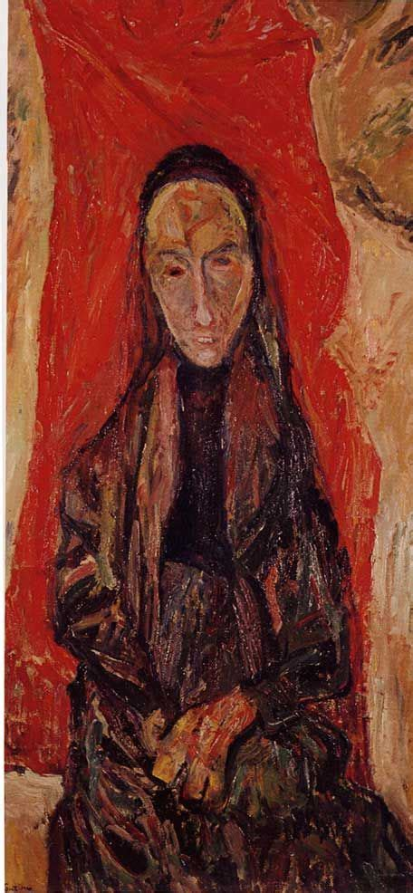 chaim soutine best of 606 best art 3 images on landscape landscape paintings and paisajes