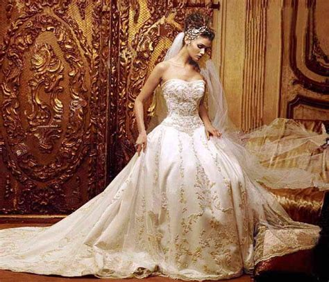 chagne color wedding dress color wedding dresses pictures ideas guide to