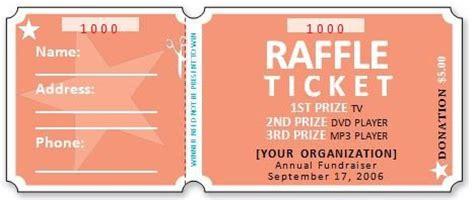 19 fresh stock of free printable diaper raffle ticket template