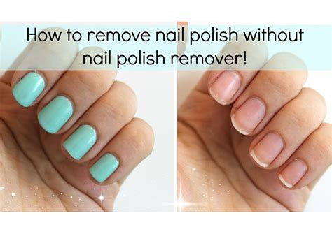 3 ways to remove nail without nail remover