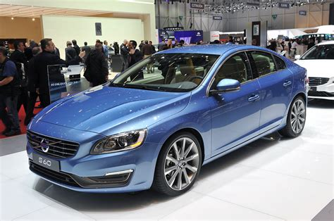 2014 volvo s60 geneva 2013 photo gallery autoblog