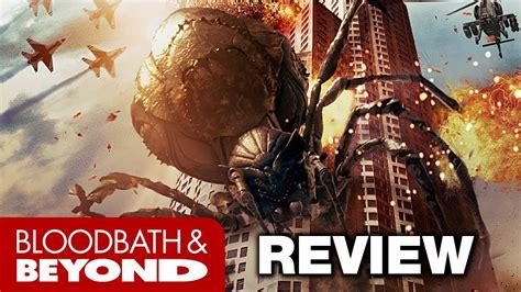 Mega Spider 2013 Film Big Ass Spider 2013 Movie Review Youtube