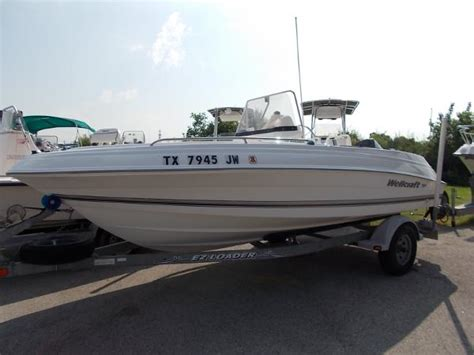 wellcraft boats texas wellcraft 180 boats for sale in texas
