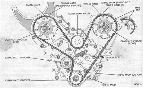 solved i need a diagram of the timing solved i need the timing marks for a 1990 toyota camry