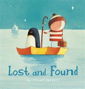 Image result for lost and found book