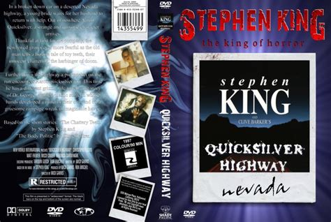 film quicksilver highway quicksilver highway stephen king movie dvd custom