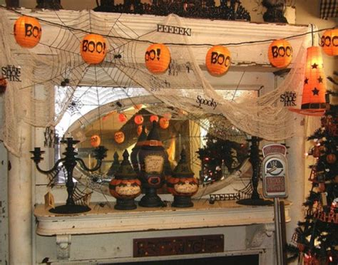 decorating your home for halloween halloween mantle decorating ideas