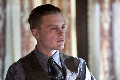 Boardwalk Empire Hairstyles by Michael Pitt Goes Period Again For Pickford The