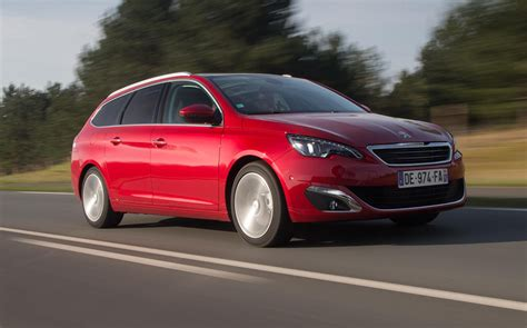 peugeot estate 308 2014 peugeot 308 sw estate review