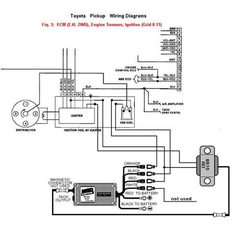 msd 8360 distributor wiring distributor wiring elsavadorla