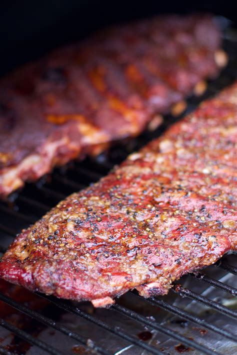competition style barbecue ribs recipe dishmaps