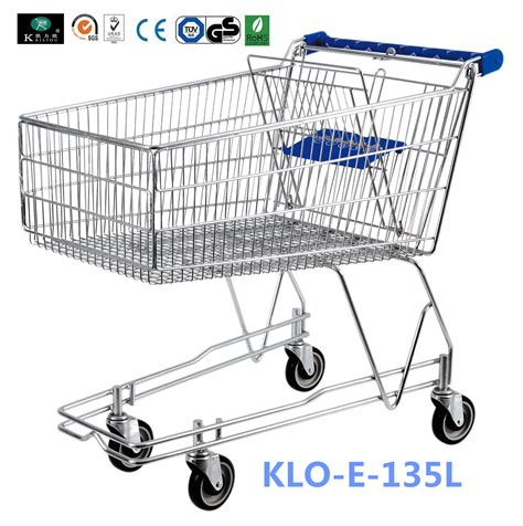 grocery cart baby seat 4 wheeled 135l metal wire uk shopping cart with baby seat