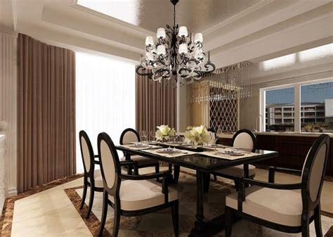 choosing   chandelier  dining room interior style