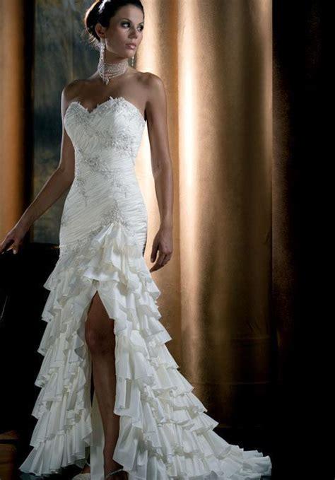 Beautiful Wedding Dress Beautiful Wedding Dress With Sweetheart Neckline Ipunya