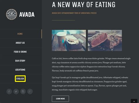 avada theme options language putting together a multilingual site with avada and wpml