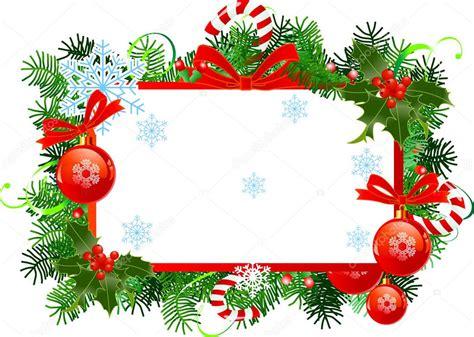 cornice natalizia photoshop cornice natale vettoriali stock 169 dazdraperma 4454466