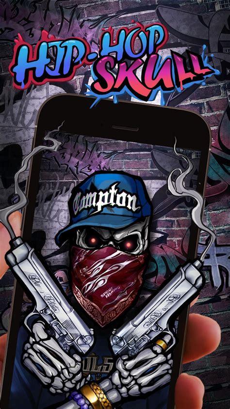 graffiti skull  wallpaper  android apk