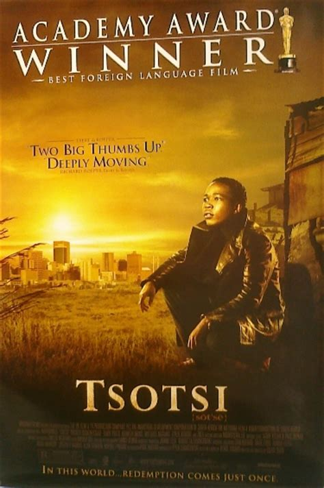 themes in tsotsi film sadramaflieke south african drama movies