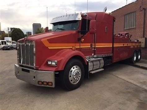 truck wreckers kenworth kenworth t800 tow trucks for sale used trucks on buysellsearch
