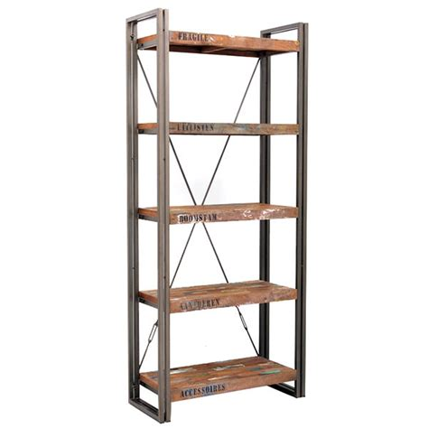 Bibliotheque Metal 286 by 201 Tag 200 Res En Teck Fabricant De Meubles De Qualit 233