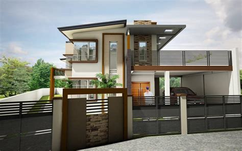 45 architectural house designs in the philippines 2018