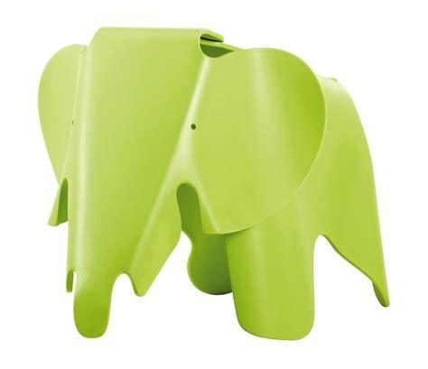 Eames Kinderstuhl by Vitra Eames Elephant Lime Charles Eames