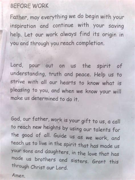 Work Pray pray that this simple prayer will somehow help us reunite