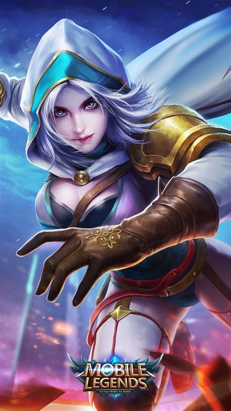 wallpaper hd mobile legend freya mobile legends iphone wallpaper hd free download game