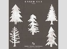Pine Tree clipart rustic - Pencil and in color pine tree ... Free Clipart Of Christmas Tree
