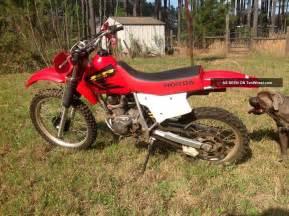 Honda 200 Xr Dirt Bike 2000 Honda Xr200r 200cc Dirt Bike Storage Deal