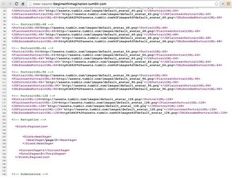 tumblr html themes generator package generator tumblr theme