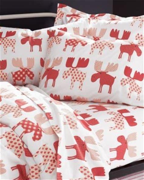 garnet hill comforter garnet hill chrismoose flannel bedding double moose